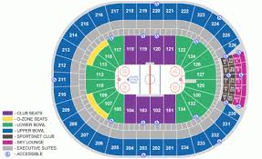 Rogers Seating Chart Edmonton Edmonton Oilers Home Schedule 2019 20 Seating Chart