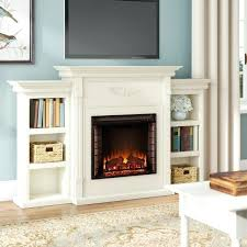 front vent electric fireplace bookcase fireplace wayfair front vent electric fireplace canada