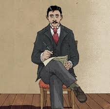 youth time magazine marcel proust s inspiring thoughts essays  marcel proust 039 s inspiring thoughts essays and interviews