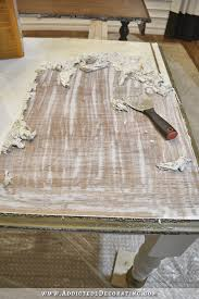 How To Strip Paint Stain & Polyurethane From Furniture My Top
