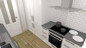 Compact Ikea Kitchen Caroline Dunn Design