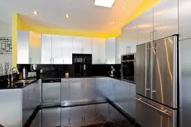 U Shape Kitchen Layout Decorations Kitchen Captivating Natural Wooden Finished Kitchen U