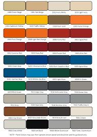 Ral Colour Chart 2016 Reina Coneva Column Radiator Vertical Ral Colours