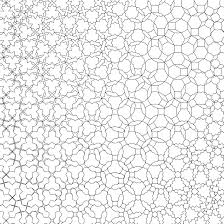Designs From Mathematical Patterns Coloring By Numbers Mathematically