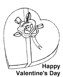 Here, you will find valentine's day coloring pages. Heart For Valentines Day Coloring Home