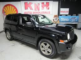 2007 JEEP PATRIOT SPORT for sale at KNH Auto Sales | Akron, Ohio