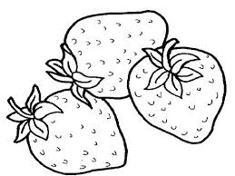 This Is Coloring Pages Of Fruit Pictures