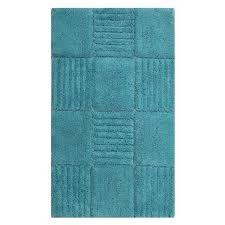 castle hill london chr board aqua 30 in x 20 in bath rug