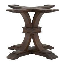 Chic Table Bases For Refurbishing Your Living Room