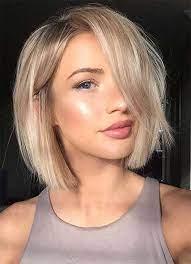 Cute Blonde Teen Short Hair
