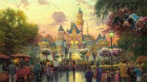 1920x1080 Walt Disney Castle ...