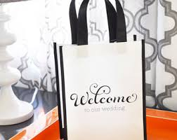 hotel welcome bag etsy