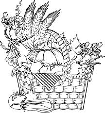Small Picture Free Coloring Pages of Vegetable Gardens