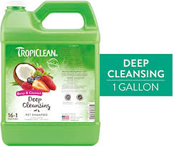 COSMOS 060104 <b>TropiClean</b> Berry and Coconut <b>Deep Cleaning</b> ...