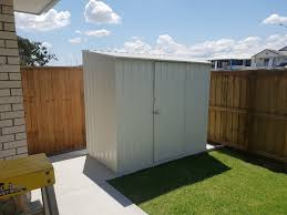 garden shed delivery and installation