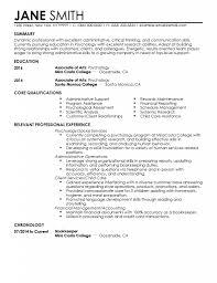 School Psychology Resumes Psychologist Resume Samples Resume