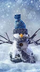 Christmas snowman, Winter wonderland ...