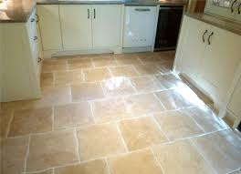 Travertine Flooring In Kitchen Wavy Edge Travertine Kitchen Floor Tiles Kitchen Tiles Uk
