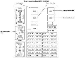 ford taurus 2004 fuse box diagram and wiring part 58 for pictures 1998 ford taurus fuse box location at 1999 Taurus Fuse Box Diagram