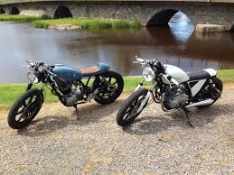 best bikes for cafe racers