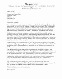 Call Center Cover Letter Example Call Center Supervisor Resume Example Awesome Customer
