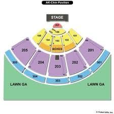 Ak Chin Pavilion Seating Chart With Seat Numbers 51 Extraordinary Ak Chin Pavilion Seating Map