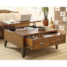luxury lift top coffee tables with storage 0