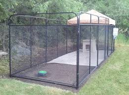 charming design outdoor dog kennel flooring 17 best ideas about on kennels