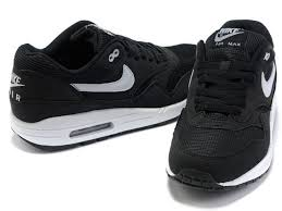 black and white nike air max shoes. nike air max 87 rot black and white shoes