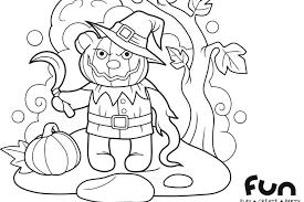 Halloween Kleurplaten Fun