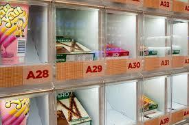 Vending Machine Restaurant Singapore Beauteous ChefInBox Vending Machine Cafe In Sengkang Offers Hot Food 4848