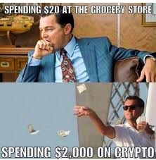 Hodl meme is making crypto prices sticky. 32 Funny Crypto Memes For Those Hodling Right Now Let S Eat Cake