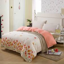 duvet cover king size,100% cotton 4pc bed skirt type bed sheet set,pink  color floral princess bedspreads bed sheet sets cotton-in Bedding Sets from  Home ...