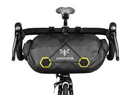 Expedition <b>Handlebar Pack</b> - Waterproof <b>Front</b> Bag | Apidura