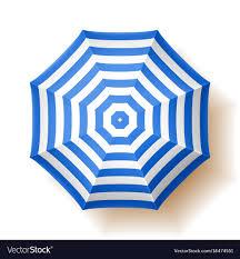 beach umbrella.  Umbrella Beach Umbrella Top View Vector Image In Umbrella