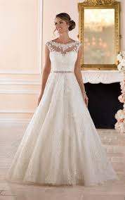 wedding dresses traditional ball gown wedding dress stella york