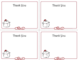 Printable Note Cards Free Printable Thank You Note Cards Calendar Template Calendar