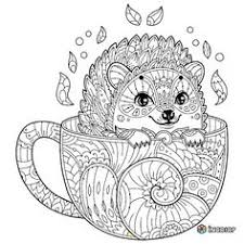 1059 Best Adult Coloring Pages Animals Images In 2019 Coloring