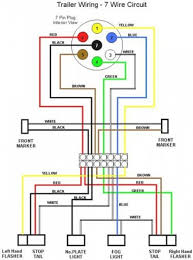trailer plug wiring diagram wirdig trailer plug wiring diagram lighting trailer wiring harness wiring