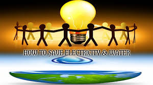 how to save electricity water in hindi cp grafix