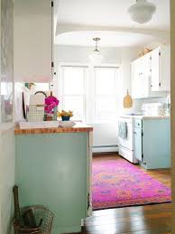 colorful kitchen rug ideas colorful kitchen