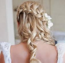 Coupe Cheveux Mi Long Pour Un Mariage