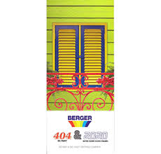 Berger Magicote Paint Chart Trinidad Berger Colour Tools