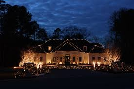 custom landscape lighting ideas. Custom Holiday Lighting For The Home Brings Out Style And Spirit Minecraft Outdoor Ideas Richmond House Landscape