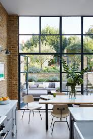 Terrace Kitchen Garden Lucas Allen Photography House Garden Uk London Kitchen