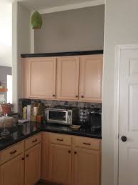 Oak Kitchen Cabinets And Wall Color Mauve Schmauve Reducing The Pink Of Pickled Oak Cabinets Table
