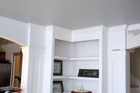 Living Room Bookcases Built In Remodelaholic Built In Bookcases Living Room Update 5