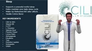 Cili By Design Products Sleep Spray Cili Sleep Spray Cbd Sleep Spray
