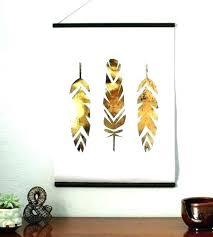 feather wall art metal medium size of gold leaf foil m on gold leaf feather wall art with feather wall art metal medium size of gold leaf foil m sosapp