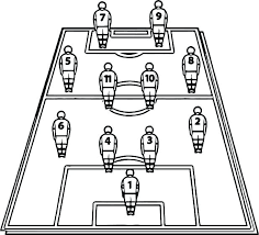 Coloring Pages Soccer Soccer Coloring Pages For Kids Coloring Pages